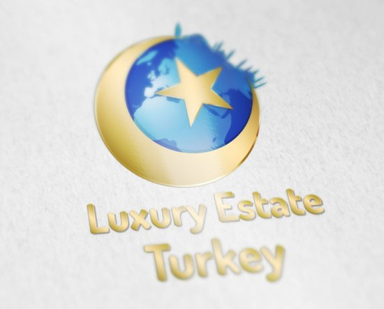 Luxury Estate Turkey Logo