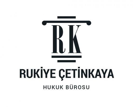 Rukiye Çetinkaya Hukuk Bürosu Logo